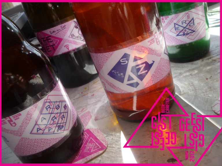 gistgeest-Bottles