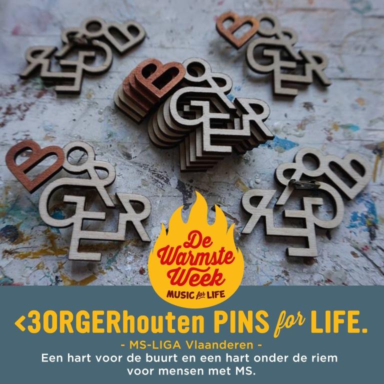 BORGERhoutenpinsforlife